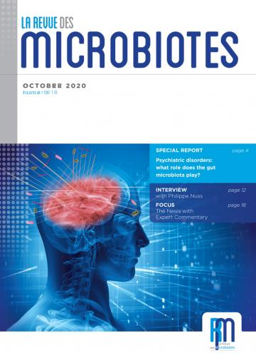 Numéro 18 - Psychiatric disorders: what role does the gut microbiota play?